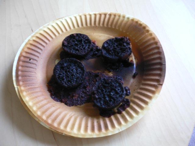 Somehow I Screwed Up Bagel Bites 56k Eats Them Ars Technica